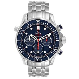 Omega Seamaster Diver 300M Chronograph 44mm Watch 212.30.44.50.03.001