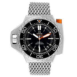 Omega Seamaster Ploprof 1200m Steel Mens Watch
