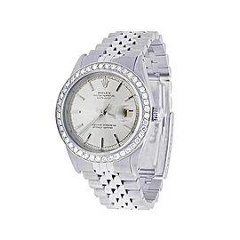 Rolex Datejust 1601 Stainless Steel Vintage 36mm Unisex Watch