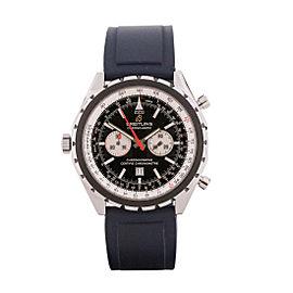 Breitling Navitimer Chronomatic A41360 44mm Mens Watch