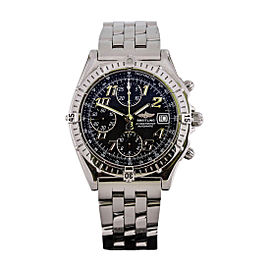 Breitling Chronomat Blackbird A13050 39mm Mens Watch