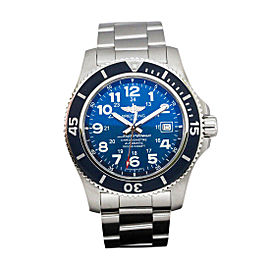 Breitling SuperOcean II A17392 44mm Mens Watch