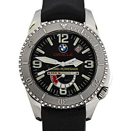Girard Perregaux Sea Hawk 49900-11-652-FK6A 42.5mm Mens Watch