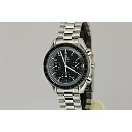 Omega Speedmaster Reduced Automatic Chronograph Watch 39mm 35105000