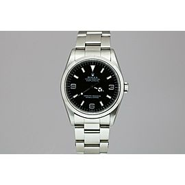 Rolex Explorer I Ref 14270 A Series 36mm Automatic Watch