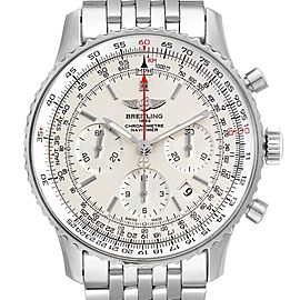 Breitling Navitimer 01 Limited Edition Mens Watch AB0123 Box Papers