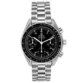 Omega Speedmaster Reduced Hesalite Crystal Automatic Mens Watch