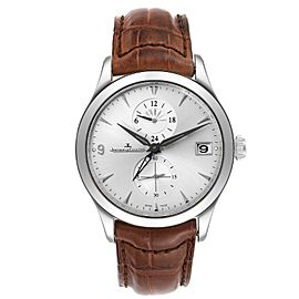 Jaeger Lecoultre Master Dual Time Automatic Watch 174.8.05.S Q1628430
