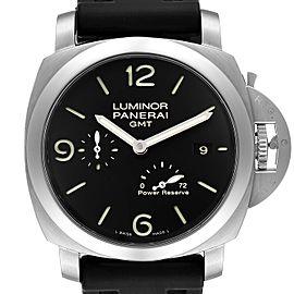 Panerai Luminor Marina 1950 3 Days GMT Watch PAM321 PAM00321 Box Papers