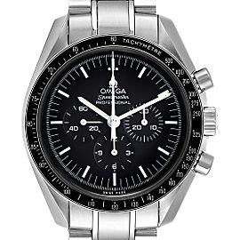 Omega Speedmaster Moonwatch Steel Watch 311.30.42.30.01.005 Box Card