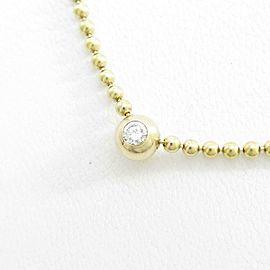Cartier 18k yellow Gold Nouvelle Vague necklace