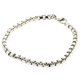 TIFFANY & Co 925 Silver bracelet TBRK-196