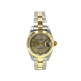 Rolex Datejust 79163 18K Yellow Gold & Stainless Steel 26mm Watch