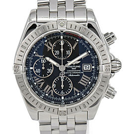 BREITLING Chronomat Evolution A13356 black Dial Automatic Men's Watch