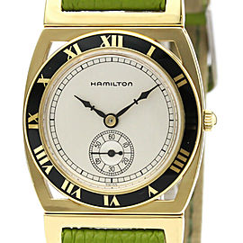 Vintage HAMILTON 1920 LTD Edition Gold Plated Ladies Quartz Watch