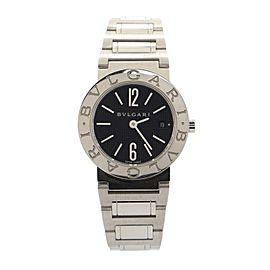 Bvlgari Bvlgari Quartz Watch Stainless Steel 26