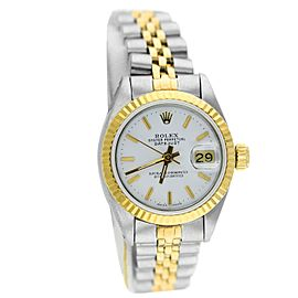 Rolex Datejust Stainless Steel and Yellow Gold 26mm Watch
