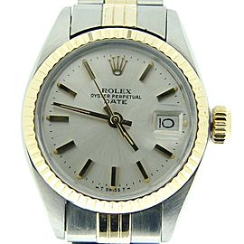 Rolex Date 6917 26mm Vintage Womens Watch