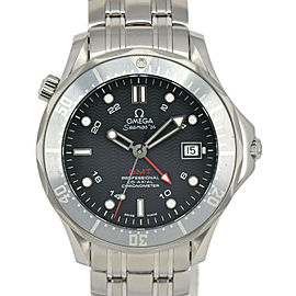 OMEGA Seamaster Professional 2535.8 Co-Axial GMT Automatic Men's Watch
