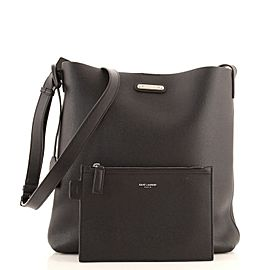 Saint Laurent Bold Crossbody Bag Leather