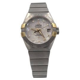 Omega Constellation 123.20.27.20.55.005 Stainless Steel with Mother Of Pearl Dial 27mm Womens Watch