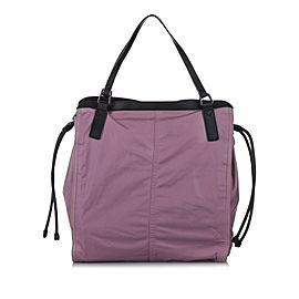 Buckleigh Nylon Tote Bag