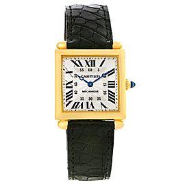 Cartier Tank Obus W1527551 26mm Mens Watch
