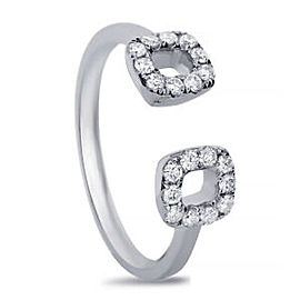 Fashion Ring with 0.30ct. of Total Diamond Weight