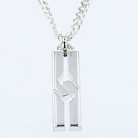 GUCCI 925 silver Knot Necklace