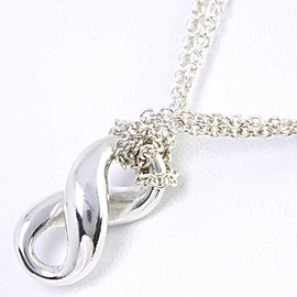 TIFFANY & Co. 925 Silver Necklace NST-1088