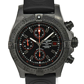 BREITLING Avenger Skyland M13380 black Dial Date Automatic Men's Watch