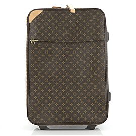 Louis Vuitton Pegase Luggage Monogram Canvas 65