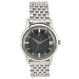 Vintage OMEGA Seamaste Cal.562 Stainless Steel Automatic Mens Watch