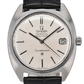 OMEGA Constella Date Chronomete Cal.564 Automatic Men's Watch