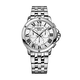 Raymond Weil Tango 4891-ST-00650 Bracelet 40mm Mens Watch