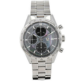 TAG HEUER Carrera CV201P Caliber16 SS Automatic Men's Watch
