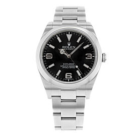 Rolex Oyster Perpetual Explorer 214270 39mm Mens Watch