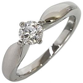 Bvlgari 0.30ct Solitaire Diamond Ring
