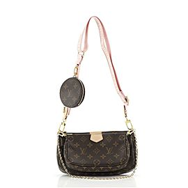 Louis Vuitton Multi Pochette Accessoires Monogram Canvas
