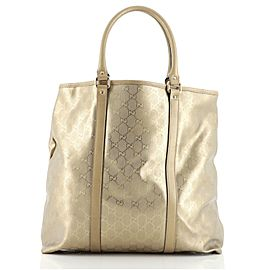 Gucci Open Tote GG Imprime Large