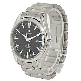 OMEGA Seamaster Aqua Terra 150M 2517.50 black Dial Quartz Men's Watch