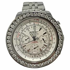 Breitling Bentley Motors A25362 48.7mm Mens Watch