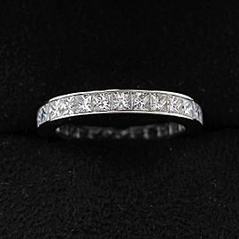 Cartier Diamond Eternity Ring