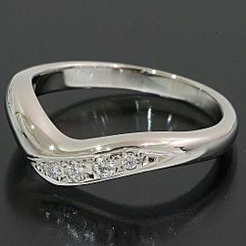 MIKIMOTO 0.06ct Diamonds Band Ring
