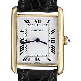 Cartier Tank Louis Vintage 23.5mm Mens Watch