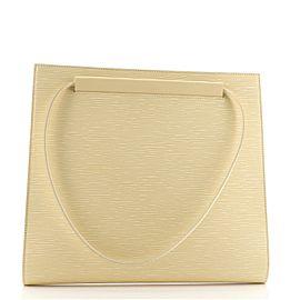 Louis Vuitton Saint Tropez Handbag Epi Leather