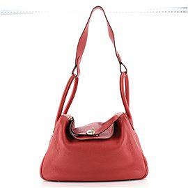 Hermes Lindy Bag Clemence 34