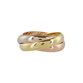 CARTIER 18k Gold Trinity ring CHAT-1006