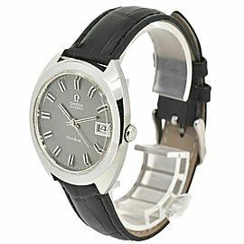 OMEGA Geneve Gray Dial Date Cal.565 Automatic Men's Watch