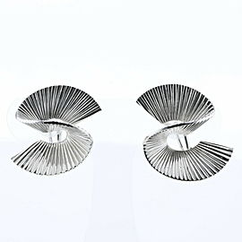 TIFFANY & Co Silver925 design Earrings TBRK-520